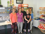 Murrhardter Tafelladen Team