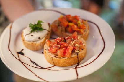 Sommerpalast - kulinarische Spezialitäten