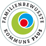 Logo Familienbewusste Kommune Plus